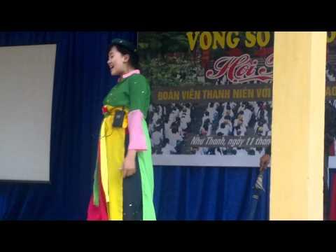 Màn chào hỏi Cuộc thi thanh niên với ATGT B3 (2009-2012)