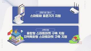 [소상공인시장진흥공단] 경험형 스마트마켓 시범 구축