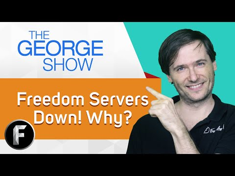 ★ Freedom! servers down - Why?