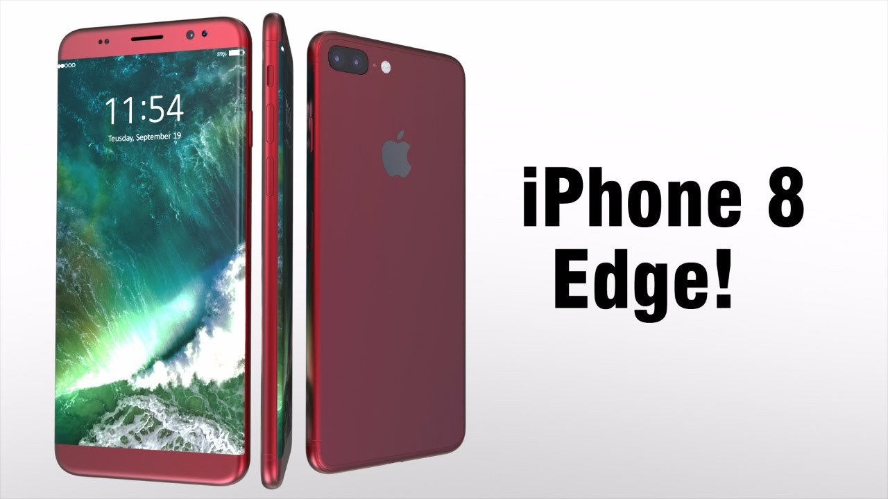 iphone 8 red case wireless