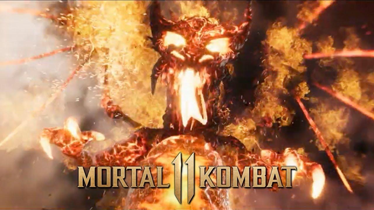 Mortal Kombat 11 | Español Latino | Trailer de La Vieja Escuela vs La Nueva Escuela |
