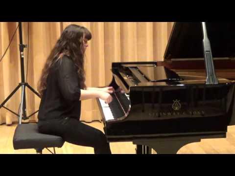 "Henri Dutilleux - ""Sonate pour piano"" (1st mov.)"