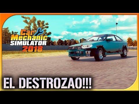 SEGUIMOS EL IMPERIO!! | CARM MECHANIC SIMULATOR 2018 | DEWRON