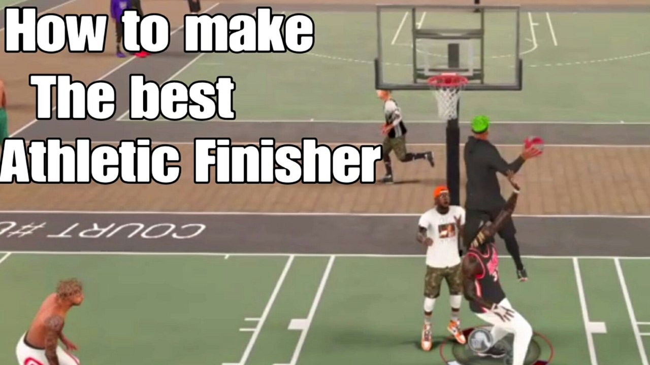 Best Athletic Finisher Build