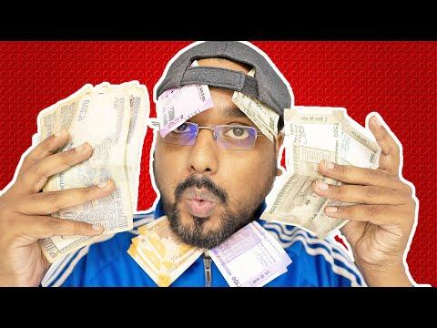 20 LAKH KI SPONSORSHIP. My YouTube earnings In India in 2020.