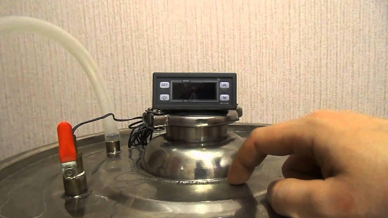 Автоматическая домашняя пивоварня своими руками купить стеклянный змеевик для самогонного аппарата в самаре