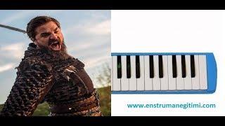 Melodika Eğitimi - Diriliş Aksiyon Müziği 1.Sezon Melodika Resimi