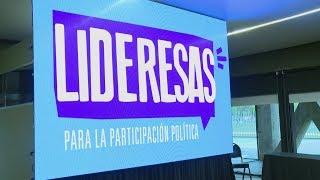Se presentó LIDERESAS para la participación política