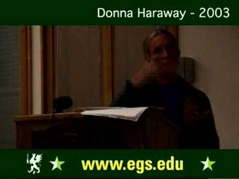 Donna Haraway. Biological Determinism. 2003