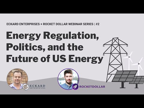 Fireside Chat: Energy Regulation, Politics, and the Future of US Energy