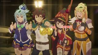 Opening Konosuba Season 2 : God