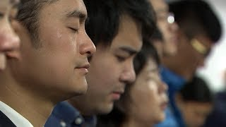 Why China's growing nuṁber of Christians fear Xi Jinping's tightening grip on power | ITV News