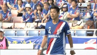 Sat,Jun 11th,2016 NISSAN Stadium 2016 MEIJI YASUDA J1 League 1st St...
