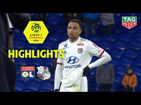 Lyon Amiens Goals And Highlights