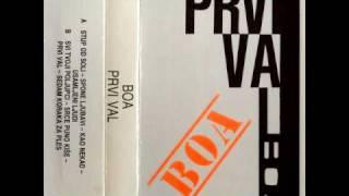 Album 'Prvi Val', 1990. lyrics/tekst: Ti Tvoje grudi su mi lijek A ...