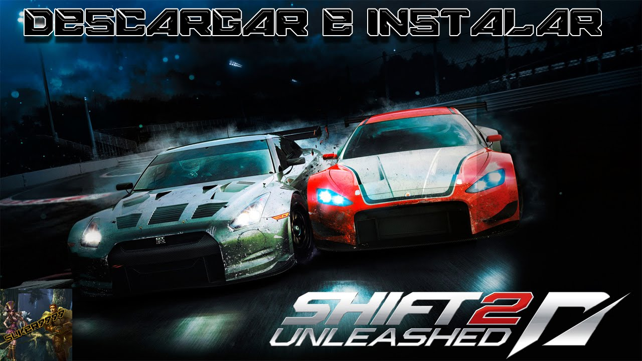 Descargar E Instalar Need For Speed Shift 2 Unleashed Full Espanol Youtube In 2021 Need For Speed Shift Game Download Free