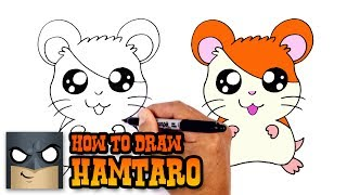How to Draw Hamtaro | Drawing Tutorial