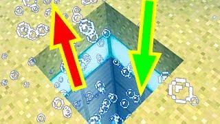 Impassable Hidden Base Entrance in Minecraft