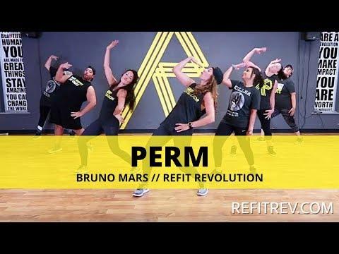"""Perm"" ||  @BrunoMars || Cardio Dance Fitness || REFIT® Revolution"