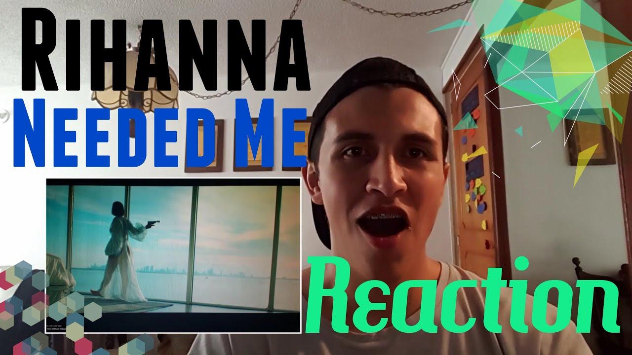 Download Rihanna - Rihanna - Needed Me ( REACTION ) - David Saavedra