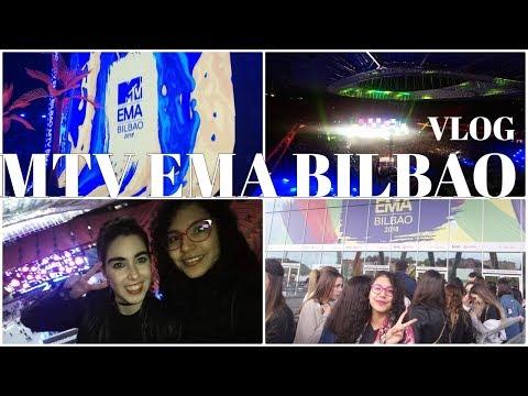 [Vlog] MTV EMA BILBAO 2018   KATRI´S LIFE