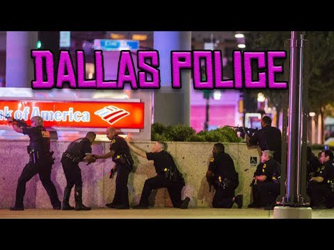Dallas Police command F'd up BIG TIME
