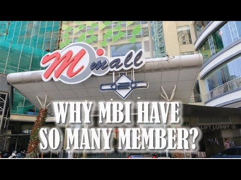 MBI International M Mall O2O Penang Malaysia! Why MBI Is Good? Why The Member So Confidence?創業机会!