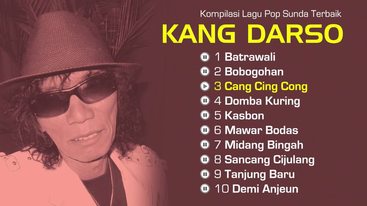 Full Album Lagu Sunda Darso