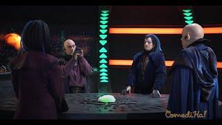 We look like Star Trek or maybe not @LOL ComediHa! Official Comedy TV show Season 5