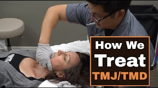 How We Treat TMJ/TMD | Physical Therapist | Hands-On Techniques