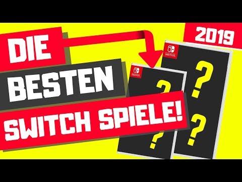 Die BESTEN Nintendo Switch Spiele 2018/ 2019 - TOP 10 - Beste Switch Spiele - Deutsch