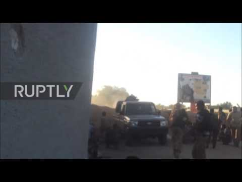 Libya: Fresh clashes between GNA and militants rock Tripoli outskirts