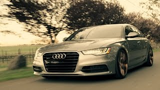 Audizine Project: Audi A6 3.0 TFSI