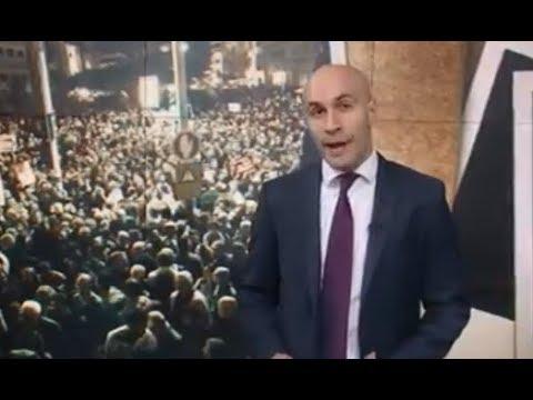 'Bibi go home!' Thousands take to the streets in Tel Aviv demanding Netanyahu resign