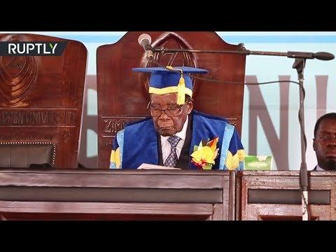 موغابي يظهر للعلن لأول مرة منذ سيطرة الجيش على الحكم في البلاد  - نشر قبل 1 ساعة