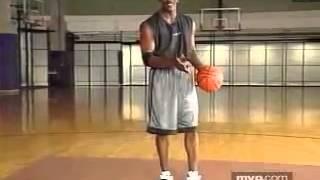 видео Техника нападения в баскетболе