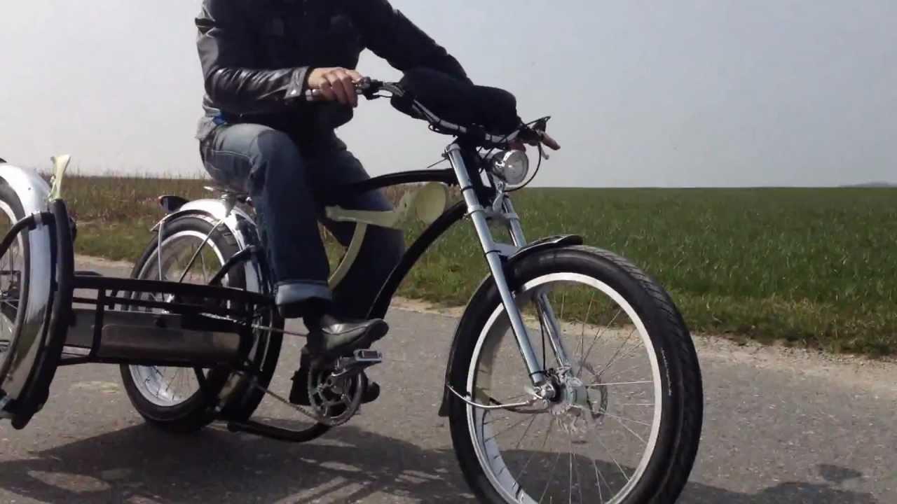 swiss custom e bike design 2013 3 rad ruff. Black Bedroom Furniture Sets. Home Design Ideas