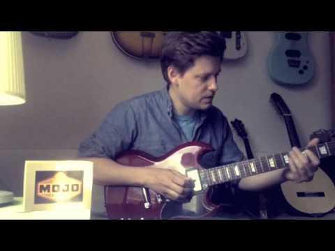 Justin Quinn's Mojo Pickup PAF Modern Humbucker Review
