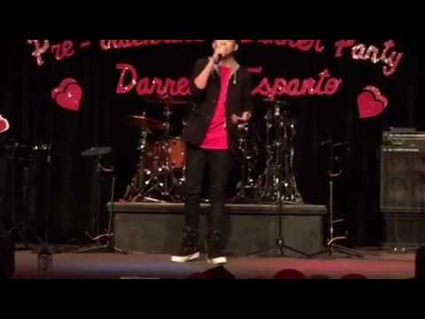 PART 3- Darren Espanto Live in Grand Prairie, Canada (02-11-2017)