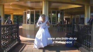 Свадьба Максима и Натальи г.Хабаровск