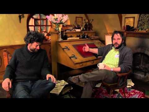 The Hobbit Production Video # 2