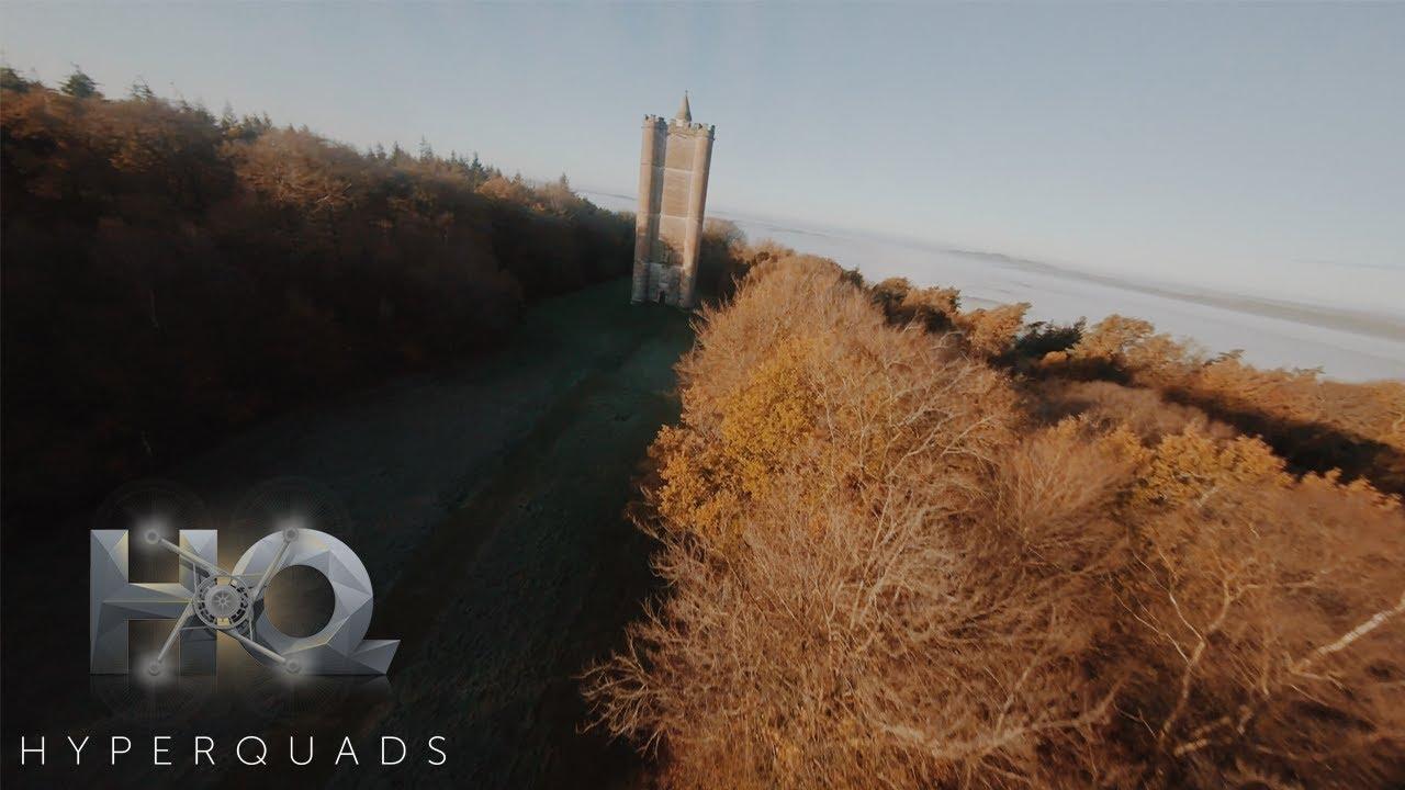 Tower Trails | FPV Hypercine