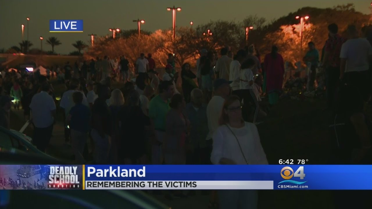 Saying Goodbye: Funerals, Vigils Held As Family & Friends Mourn Shooting Victims