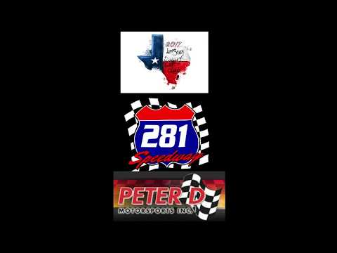Scott  Prejean #71 @ 281 Speedway 6 17 207