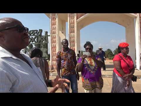 History of the Symbolic Point of No Return in Ouidah - Benin Roots Tour Nov 2017