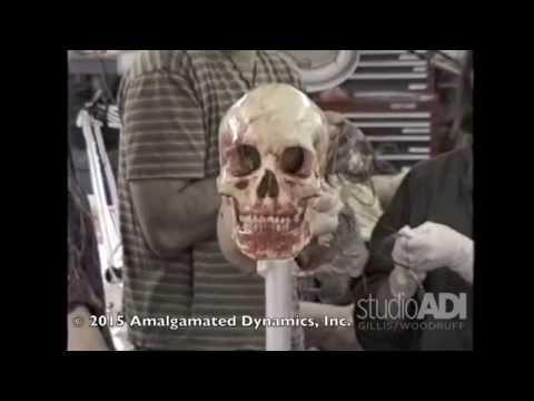 ALIEN 4 Perez Death Tests BTS ALIEN RESURRECTION