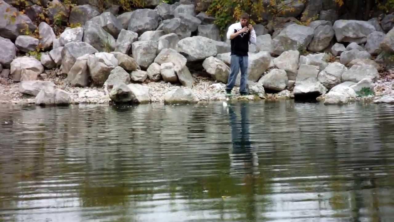 Brushy creek iowa youtube for Iowa out of state fishing license