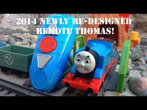 New Thomas & Friends 2014 Trackmaster Remote Control R/C Thomas the Tank Engine!
