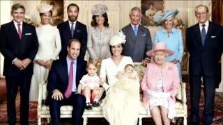 Os 90 anos da Rainha da Inglaterra, Elizabeth II.