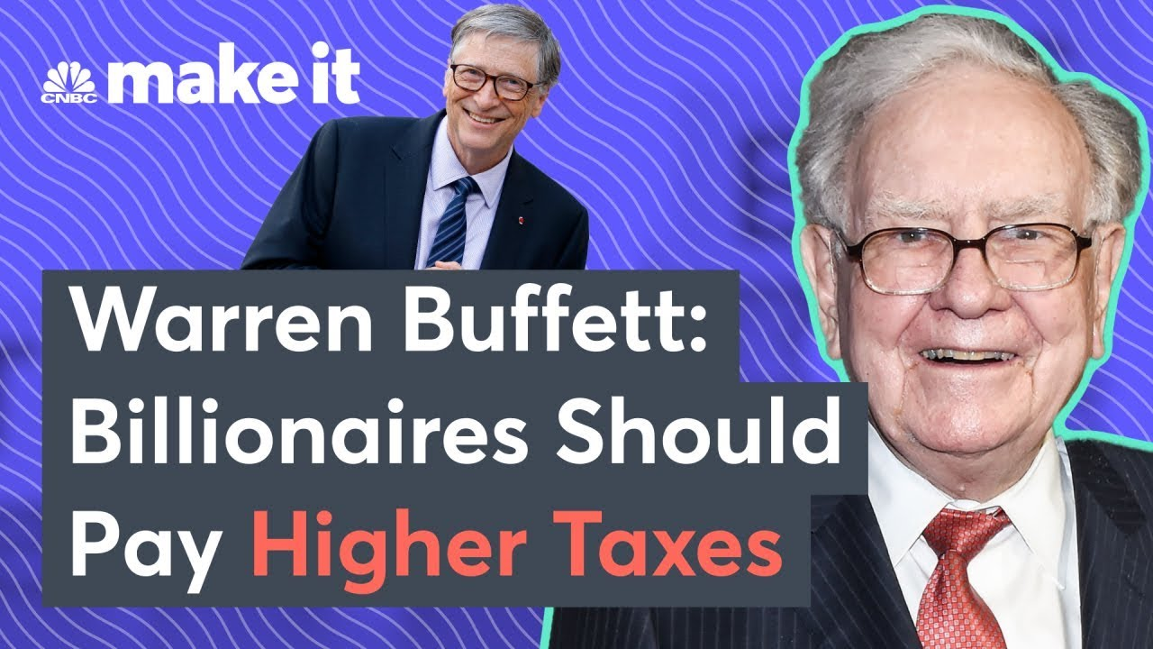 Bill Gates Objects to Elizabeth Warren's Wealth Tax, and She Offers ...